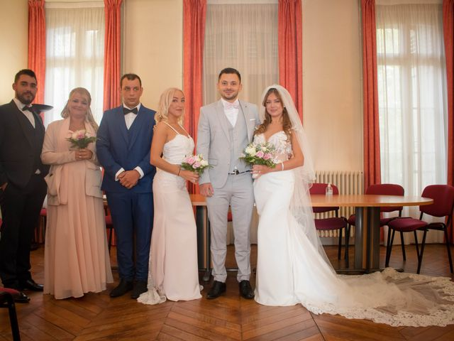 Le mariage de Marc-Alexandre et Mélodie à Longperrier, Seine-et-Marne 90