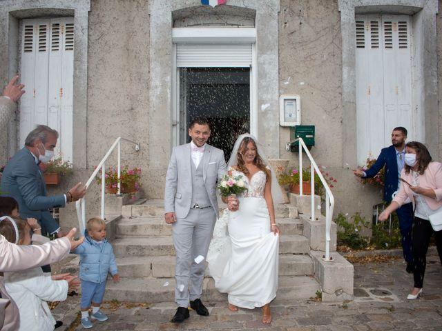 Le mariage de Marc-Alexandre et Mélodie à Longperrier, Seine-et-Marne 93
