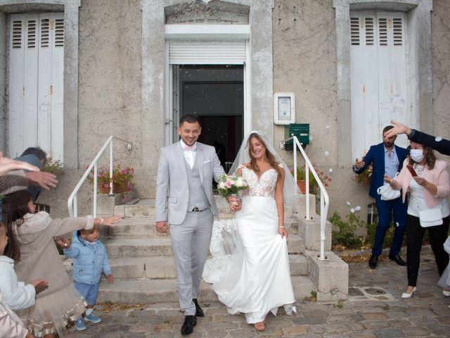 Le mariage de Marc-Alexandre et Mélodie à Longperrier, Seine-et-Marne 94