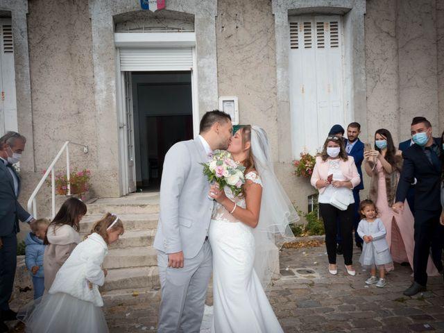 Le mariage de Marc-Alexandre et Mélodie à Longperrier, Seine-et-Marne 95