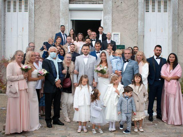 Le mariage de Marc-Alexandre et Mélodie à Longperrier, Seine-et-Marne 97