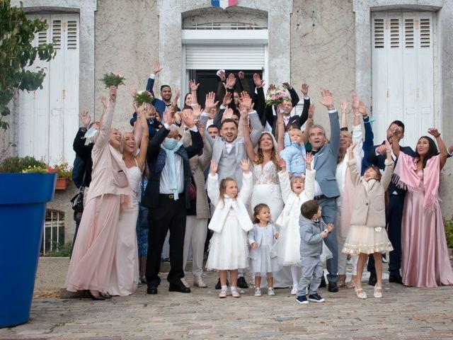 Le mariage de Marc-Alexandre et Mélodie à Longperrier, Seine-et-Marne 98