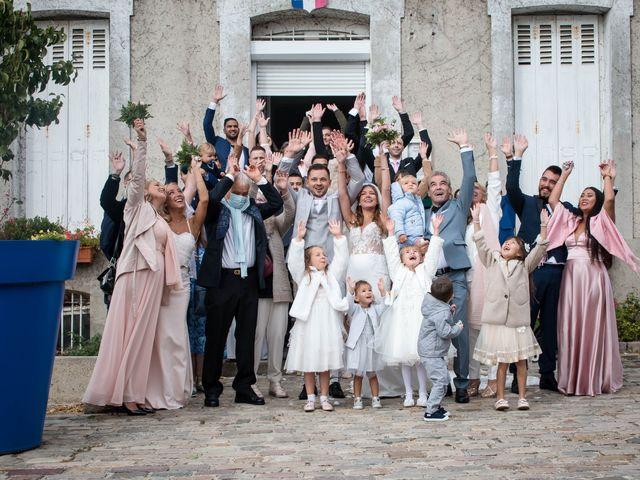 Le mariage de Marc-Alexandre et Mélodie à Longperrier, Seine-et-Marne 99