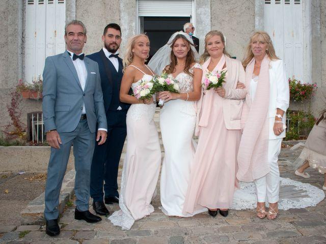 Le mariage de Marc-Alexandre et Mélodie à Longperrier, Seine-et-Marne 103