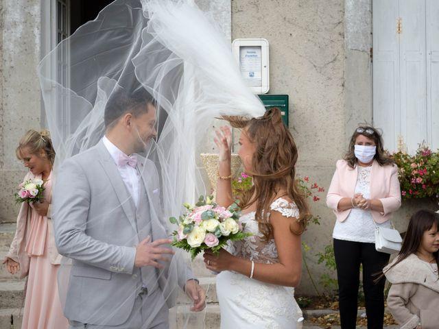 Le mariage de Marc-Alexandre et Mélodie à Longperrier, Seine-et-Marne 163