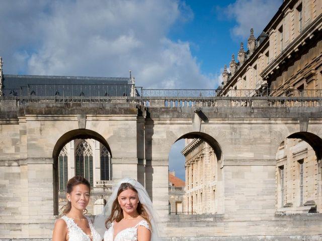 Le mariage de Marc-Alexandre et Mélodie à Longperrier, Seine-et-Marne 313