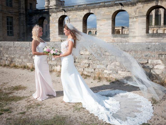 Le mariage de Marc-Alexandre et Mélodie à Longperrier, Seine-et-Marne 320