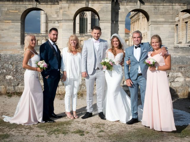 Le mariage de Marc-Alexandre et Mélodie à Longperrier, Seine-et-Marne 325