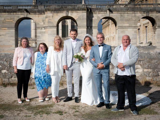 Le mariage de Marc-Alexandre et Mélodie à Longperrier, Seine-et-Marne 326