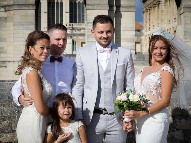 Le mariage de Marc-Alexandre et Mélodie à Longperrier, Seine-et-Marne 345