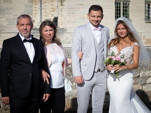 Le mariage de Marc-Alexandre et Mélodie à Longperrier, Seine-et-Marne 354