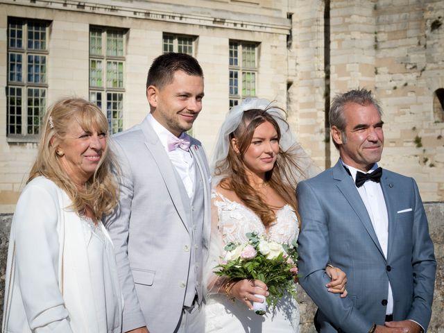 Le mariage de Marc-Alexandre et Mélodie à Longperrier, Seine-et-Marne 356