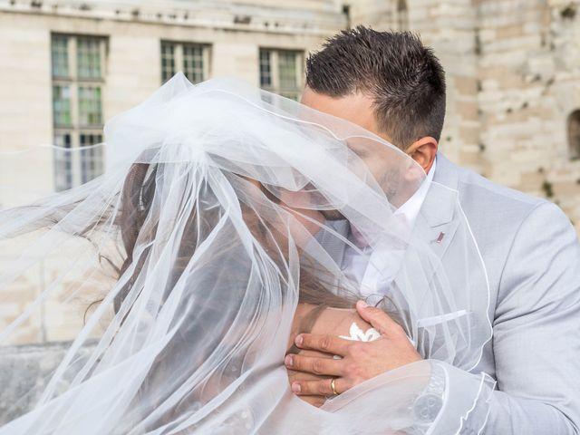 Le mariage de Marc-Alexandre et Mélodie à Longperrier, Seine-et-Marne 400
