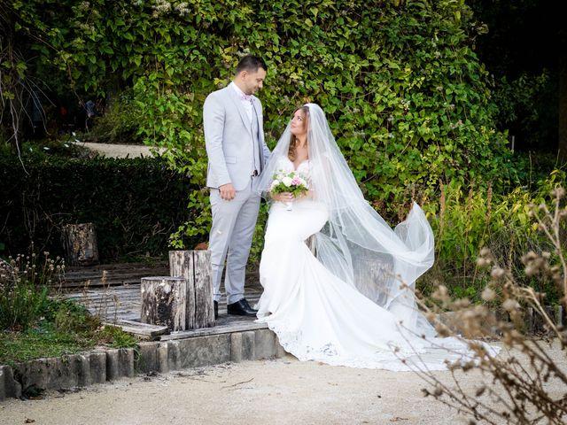 Le mariage de Marc-Alexandre et Mélodie à Longperrier, Seine-et-Marne 417