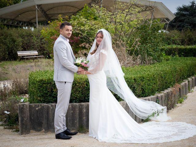 Le mariage de Marc-Alexandre et Mélodie à Longperrier, Seine-et-Marne 431