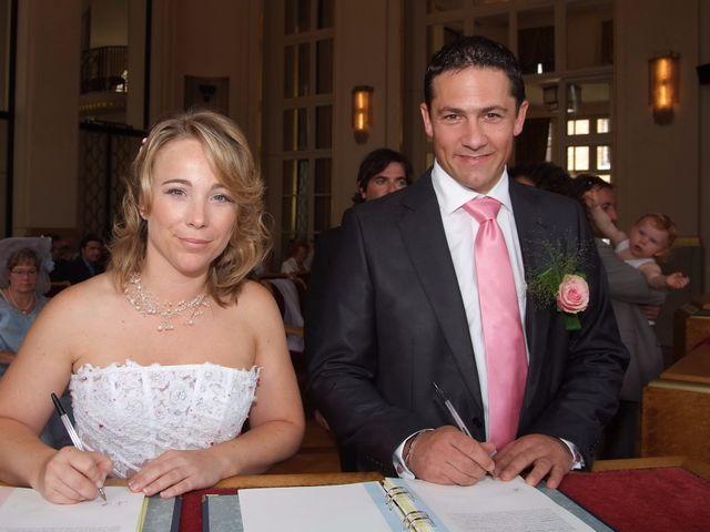 Le mariage de Cyril et Katia à Paris, Paris 1