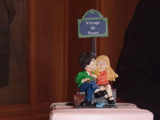 Le mariage de Cyril et Katia à Paris, Paris 5