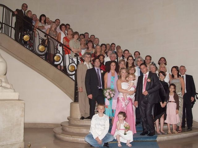 Le mariage de Cyril et Katia à Paris, Paris 6
