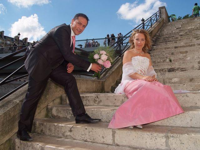 Le mariage de Cyril et Katia à Paris, Paris 10