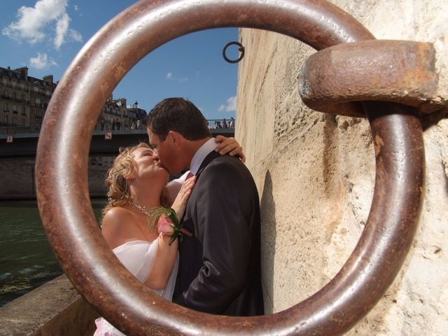 Le mariage de Cyril et Katia à Paris, Paris 11