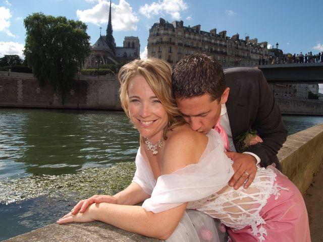 Le mariage de Cyril et Katia à Paris, Paris 12