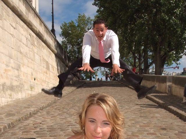 Le mariage de Cyril et Katia à Paris, Paris 13