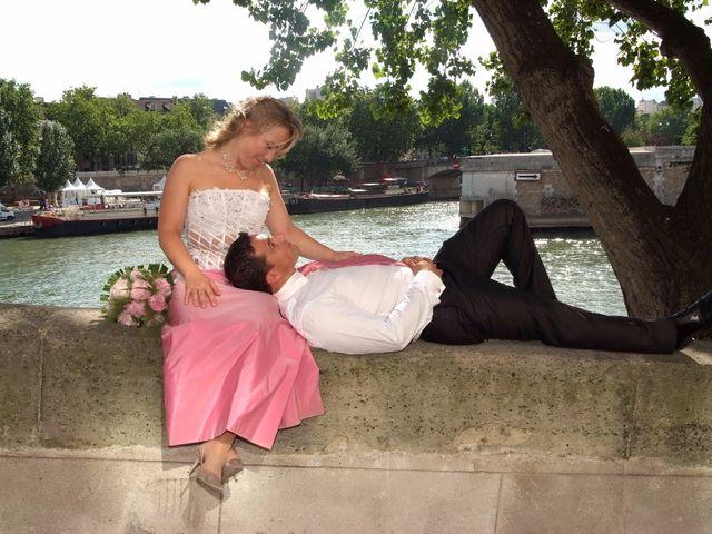 Le mariage de Cyril et Katia à Paris, Paris 14