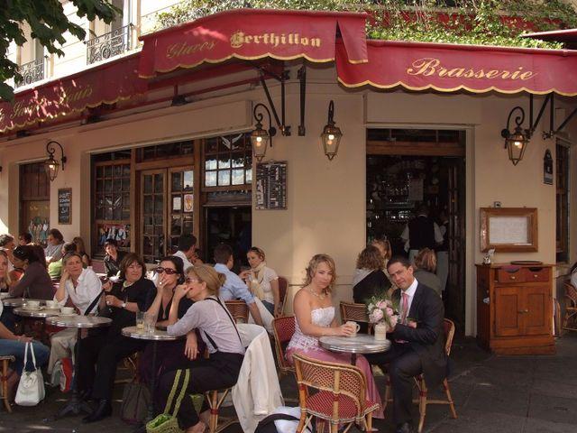 Le mariage de Cyril et Katia à Paris, Paris 20