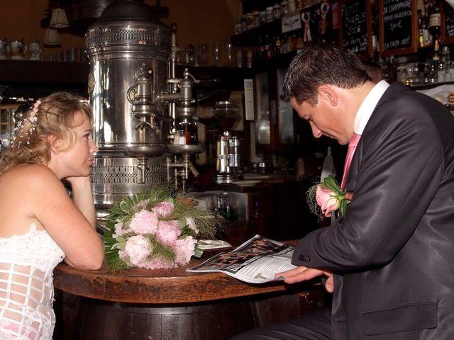 Le mariage de Cyril et Katia à Paris, Paris 21