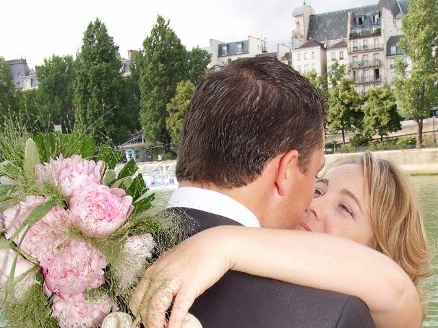 Le mariage de Cyril et Katia à Paris, Paris 24