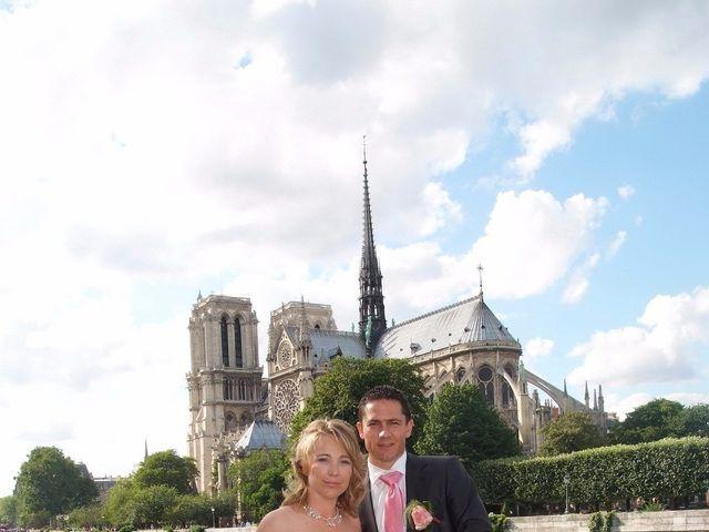 Le mariage de Cyril et Katia à Paris, Paris 25