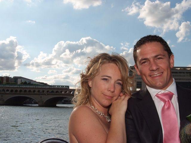 Le mariage de Cyril et Katia à Paris, Paris 28