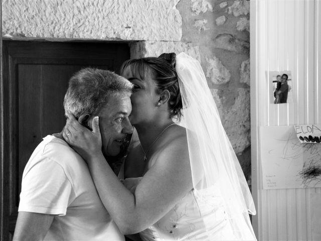 Le mariage de Alexis et Alexandra à Coudreceau, Eure-et-Loir 2