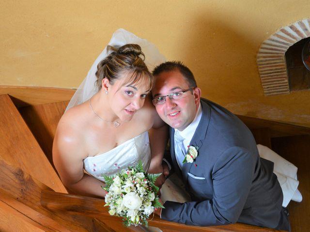 Le mariage de Alexis et Alexandra à Coudreceau, Eure-et-Loir 7