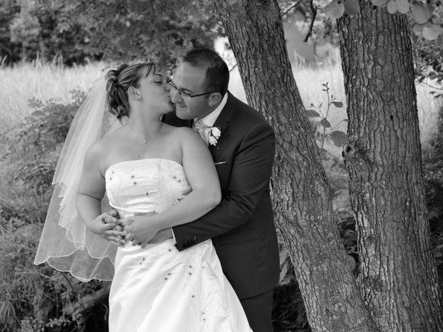 Le mariage de Alexandra et Alexis
