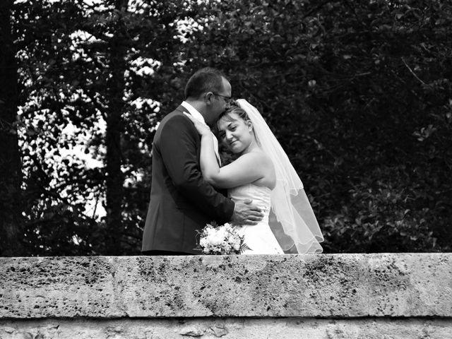Le mariage de Alexis et Alexandra à Coudreceau, Eure-et-Loir 13
