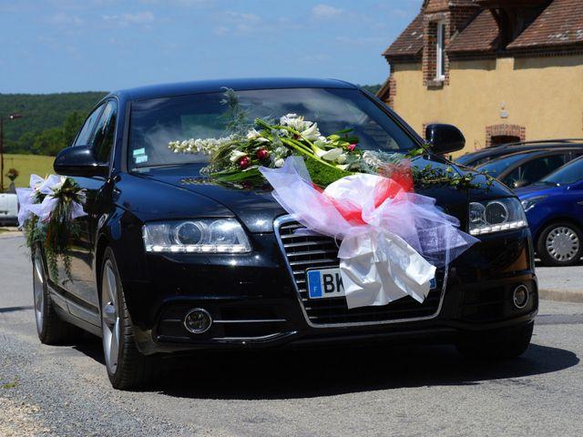 Le mariage de Alexis et Alexandra à Coudreceau, Eure-et-Loir 17