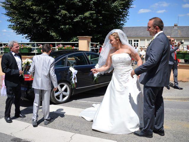 Le mariage de Alexis et Alexandra à Coudreceau, Eure-et-Loir 18