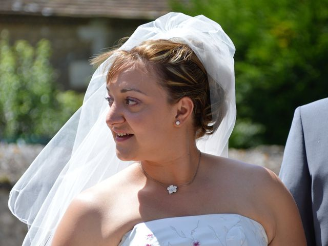 Le mariage de Alexis et Alexandra à Coudreceau, Eure-et-Loir 19