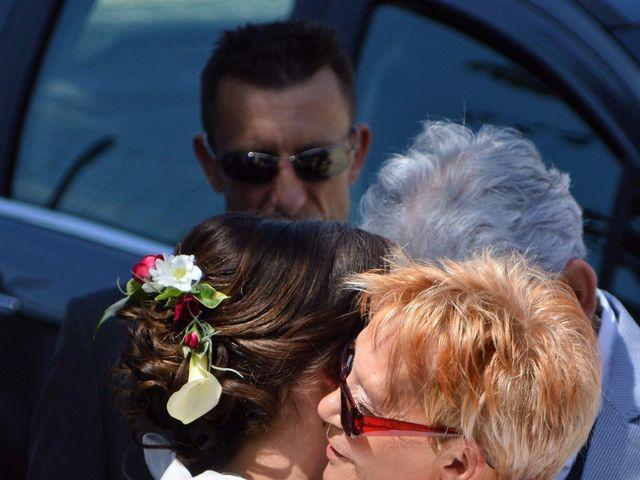 Le mariage de Alexis et Alexandra à Coudreceau, Eure-et-Loir 21
