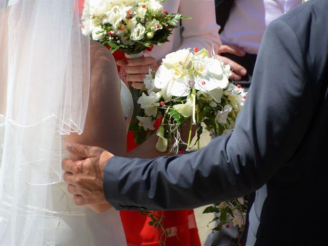 Le mariage de Alexis et Alexandra à Coudreceau, Eure-et-Loir 22