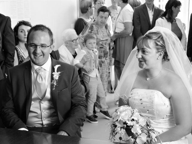 Le mariage de Alexis et Alexandra à Coudreceau, Eure-et-Loir 23