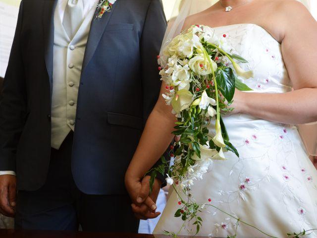 Le mariage de Alexis et Alexandra à Coudreceau, Eure-et-Loir 24