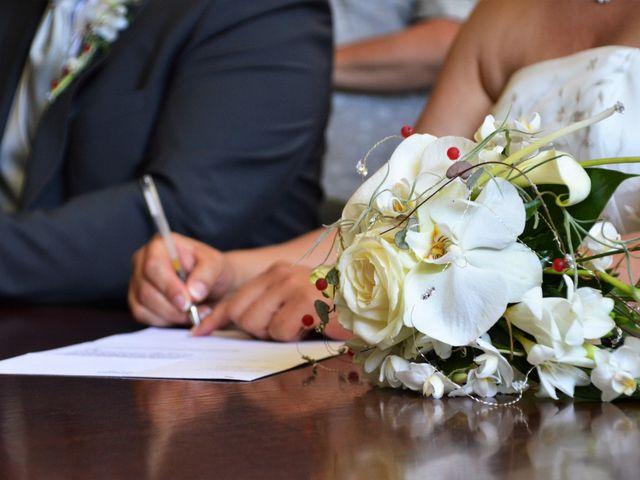 Le mariage de Alexis et Alexandra à Coudreceau, Eure-et-Loir 26
