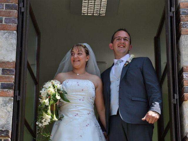 Le mariage de Alexis et Alexandra à Coudreceau, Eure-et-Loir 27