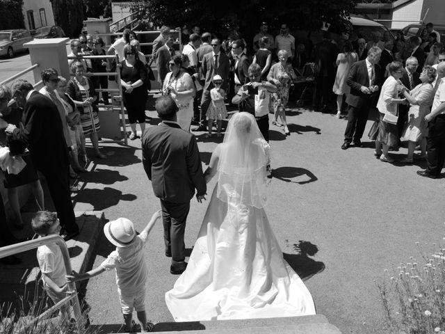 Le mariage de Alexis et Alexandra à Coudreceau, Eure-et-Loir 28