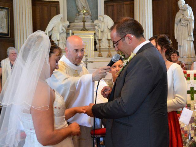 Le mariage de Alexis et Alexandra à Coudreceau, Eure-et-Loir 34