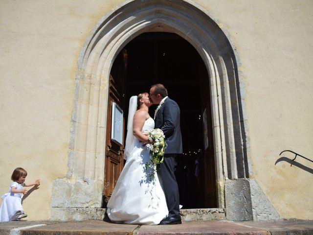 Le mariage de Alexis et Alexandra à Coudreceau, Eure-et-Loir 36