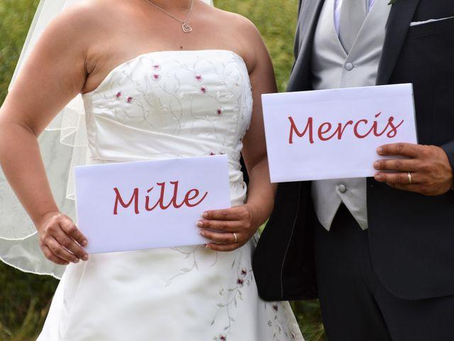 Le mariage de Alexis et Alexandra à Coudreceau, Eure-et-Loir 41