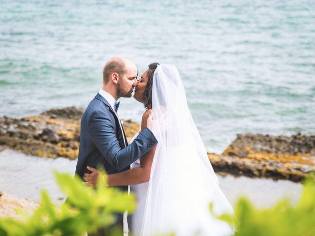 Le mariage de Michael et Katia à Rivière-Pilote, Martinique 4